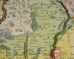 Hebammen in Enslingen, Gaisdorf und Schönenberg