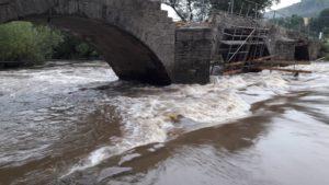 Hochwassergefahr!
